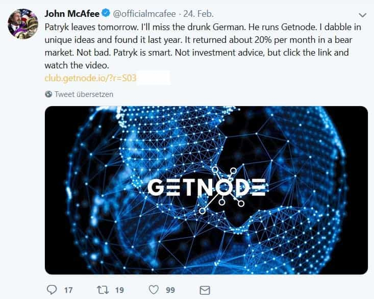 Create Bitcoins reputably with the GetNode Club!