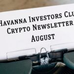 Crypto Newsletter August - Bitcoin, Visa and Getnode