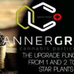 Cannergrow | The upgrade function from 1 and 2 to 3 star plants
